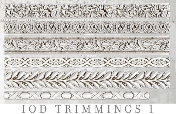 IOD Decor Mold Trimmings 1