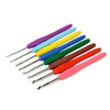 8 Piece Set Mixed Crochet Hook