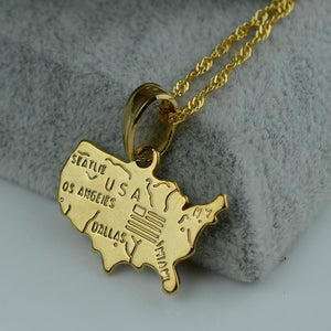 True Patriotic Necklace