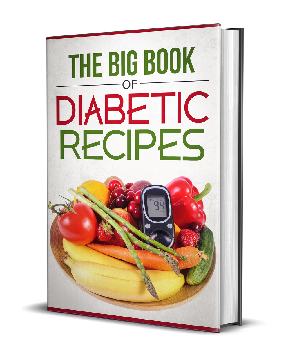 Ultimate Diabetic Recipes Book