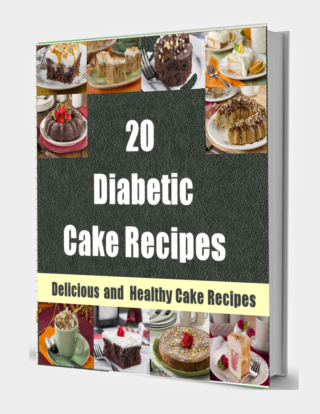 20 Delicious Diabetic Cake Recipes
