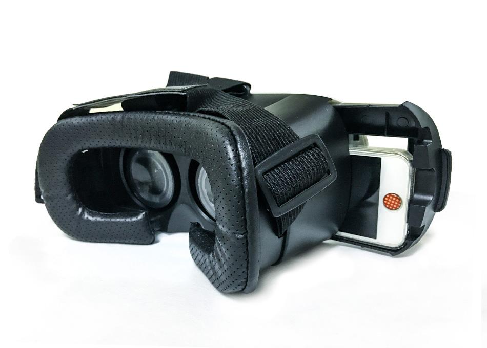 Smartphone Virtual Reality Glasses 3D Glasses