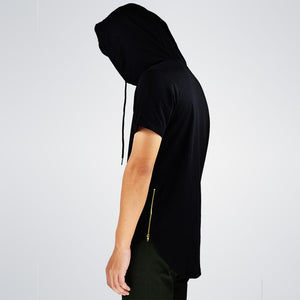 Designer Hooded T Shirt