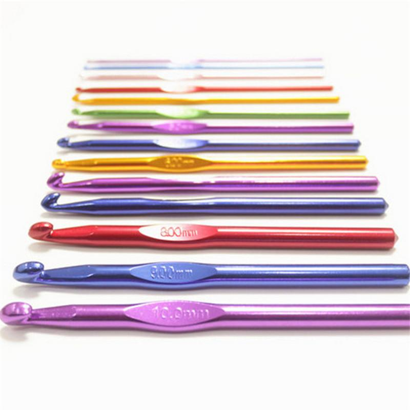 Set of  Crochet Hooks