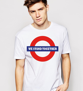 We Stand Together T Shirt