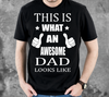 My Awesome Dad Classic T-Shirt