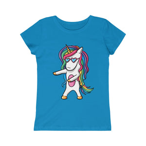 Girly Unicorn Princess T-Shirt
