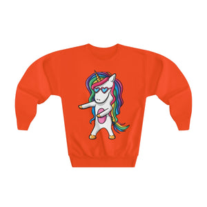 Girly Unicorn Princess Sweatshirt