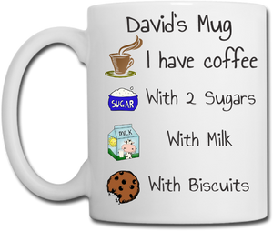 Customised Supermug