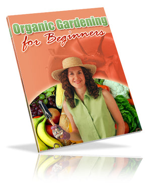 Ultimate Organic Gardening 3 for the price of 1