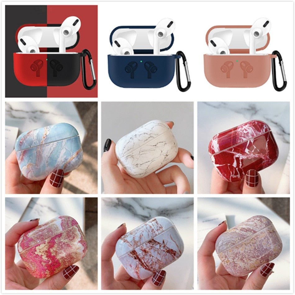 Wireless Earphone Case For Apple Airpods Pro