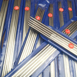 55PCS/SET 25cm Knitting Needles