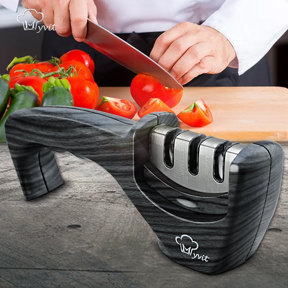 Diamond Ceramic Knife Sharpener