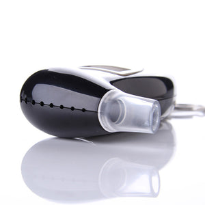 Pocket KeyChain Alcohol Tester