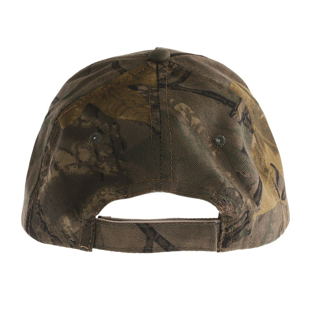 MAKE AMERICA GREAT AGAIN Camo Cotton Cap