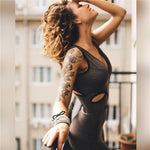 Hollow Style Women's Body Suit