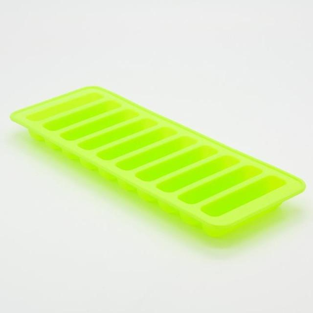 Silicone Ice Cube Tray Mold Ice Mould Fits For Water Bottle Ice Cream Markers Tools