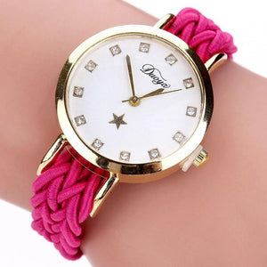 Woven Braided Watches