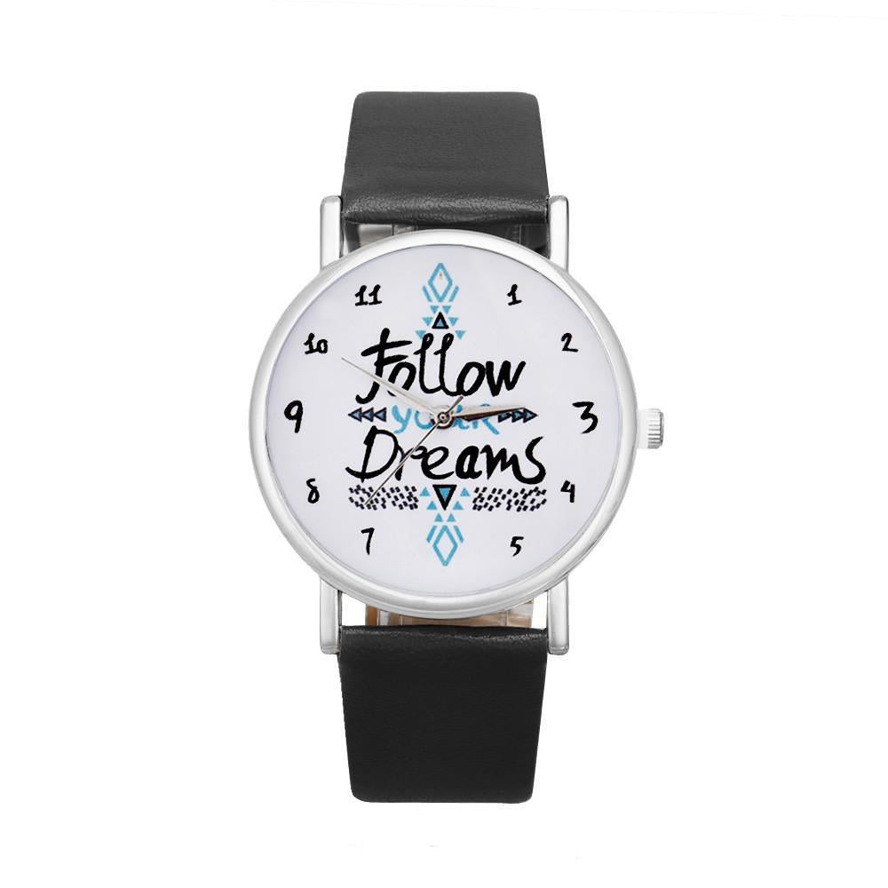 Follow Your Dreams Watches