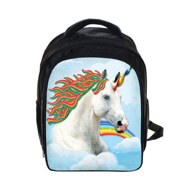 Unicorn Rainbow Backpack