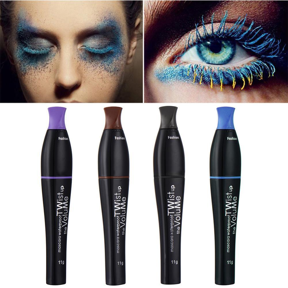 Thick Curly Mascara Makeup Cosplay