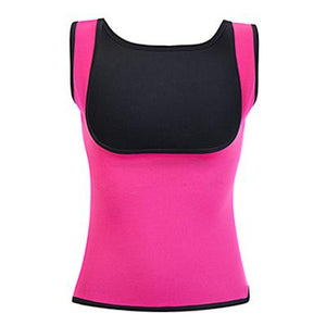 Neoprene Hot Shaping Push Up Vest