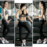 Veq King Quick Dry Sports Bra