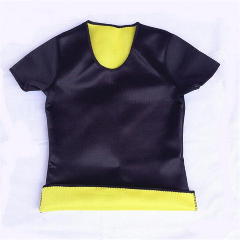 Neoprene Hot Shaping T-Shirt