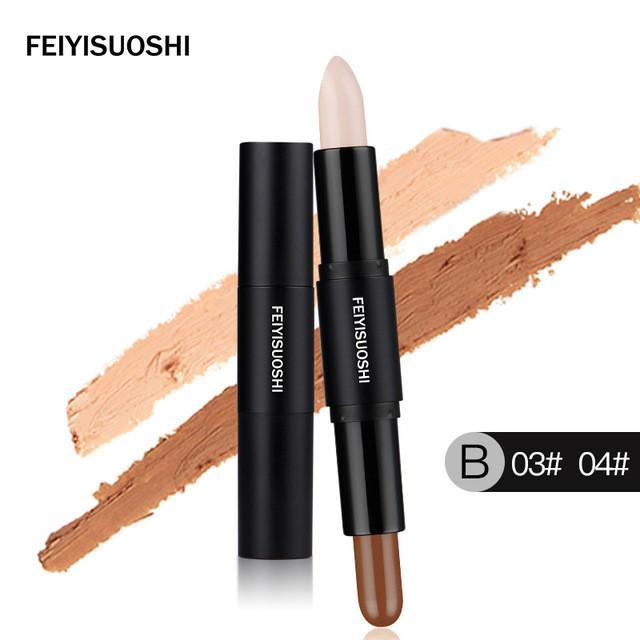 Double Ended Bronzer Highlight Stick