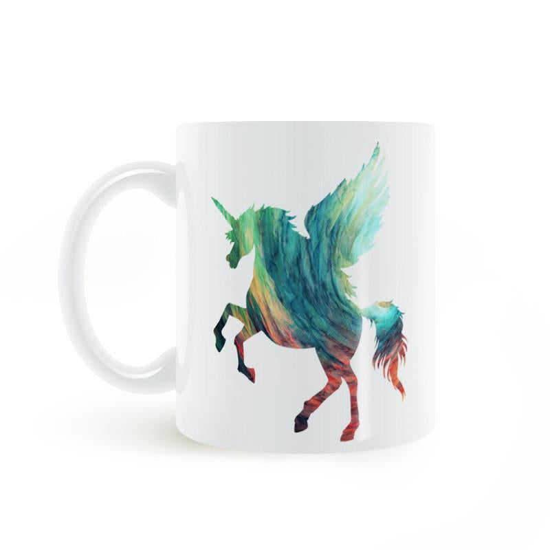 Unicorn Ceramic Coffee Mug