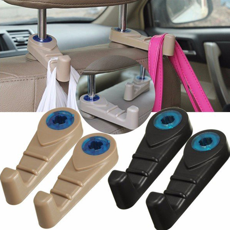Universal Multi Use Car Back Seat Headrest Hanger