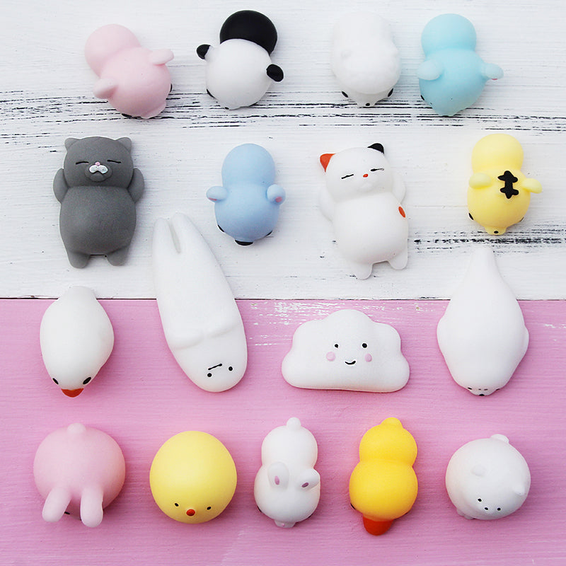 Squishy Animal Stress Reliever