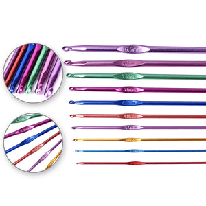 Ultimate Crochet Hook, Sewing Needle Knitting Needle Tool Set