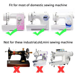 32pcs Domestic Sewing Machine Presser Foot Feet Kit