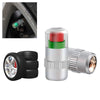 4PCS  Car Tire  Pressure Valve  Caps