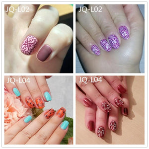 Perfect Nail Art Stamp