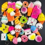 Lot of 10  Squishy