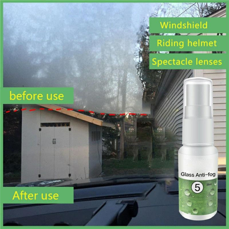 Magic Anti-fog Agent Waterproof Rainproof