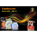Dog Night LED Light Flying Frisbee
