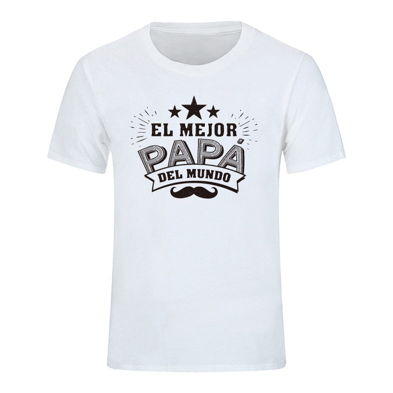 El Major Papa Del Mundo T-Shirt