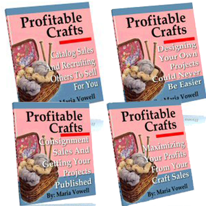 Profitable Crafts - 4 for the Price of 1