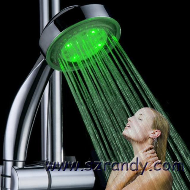 Rainbow Shower Head