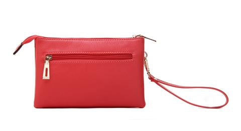 Lettie Colorful Crossbody Clutch Bag