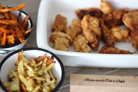 recette fish and chips poisson frites