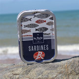 sardines label rouge conserve