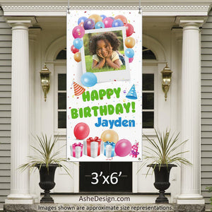 Birthday Banner - Fotoxposure