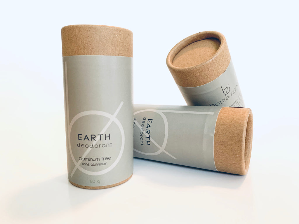 bottle none - Compostable Tube Deodorant 80g - WHOLESALE