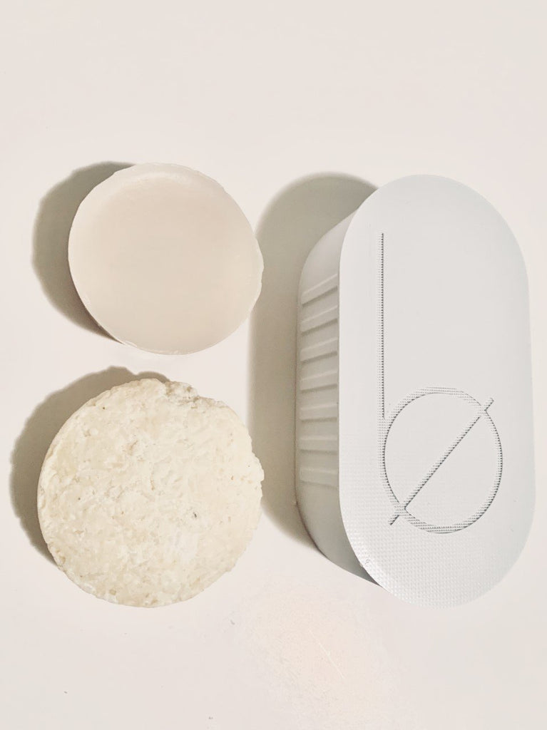 be YOU Travel/Soap Dish Set be YOU - nelsonnaturals remineralizing toothpaste