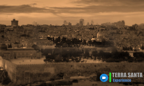 Jerusalem - My Gold Land Brasil
