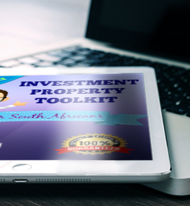 The Investment Property Toolkit for South Africans (How to buy property with no money and other stories) + 6 Bonus Books